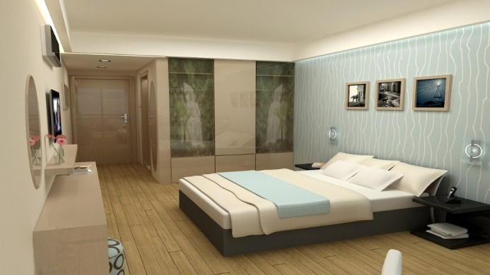 View of Malibu Beach Hotel Marmaris - Muslim Friendly Travel in Marmaris