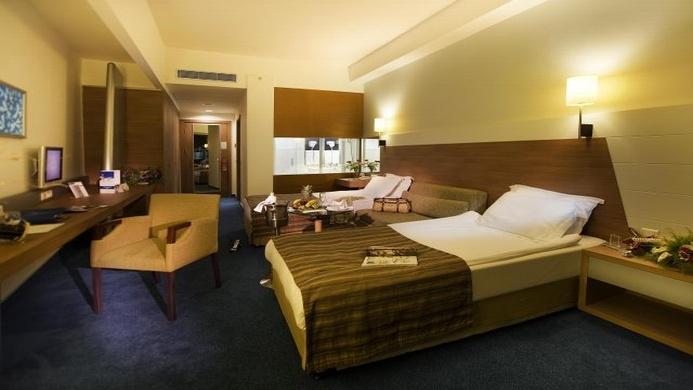 View of Concorde De Luxe Resort Antalya - Muslim Friendly Travel in Antalya