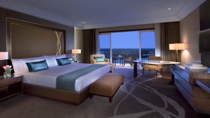 View of Eastern Mangroves Hotel & Spa By Anantara Abu Dhabi - Muslim Friendly Travel in Abu Dhabi