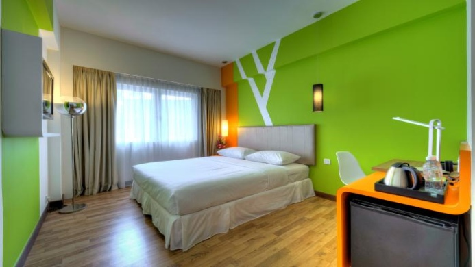 View of Signature Hotel Kuala Lumpur - Muslim Friendly Travel in Kuala Lumpur