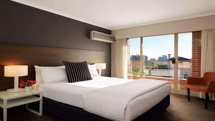 View of Abey Hotel Sydney - Muslim Friendly Travel in Sydney