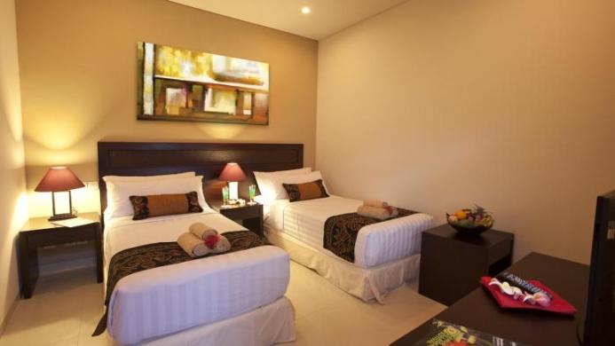 View of Cozy Villa Hotel Bangkok - Muslim Friendly Travel in Bangkok