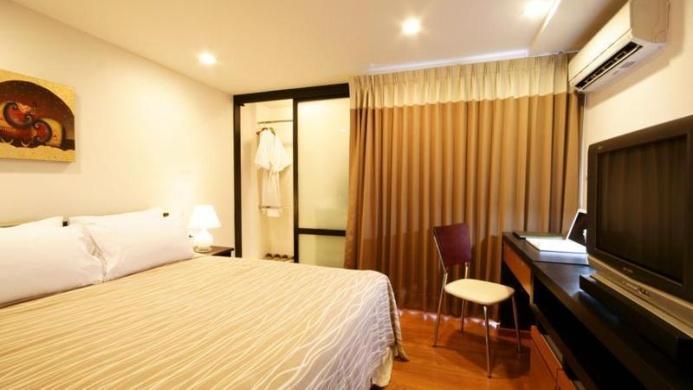 View of Area Residence Sathorn - Muslim Friendly Travel in Bangkok