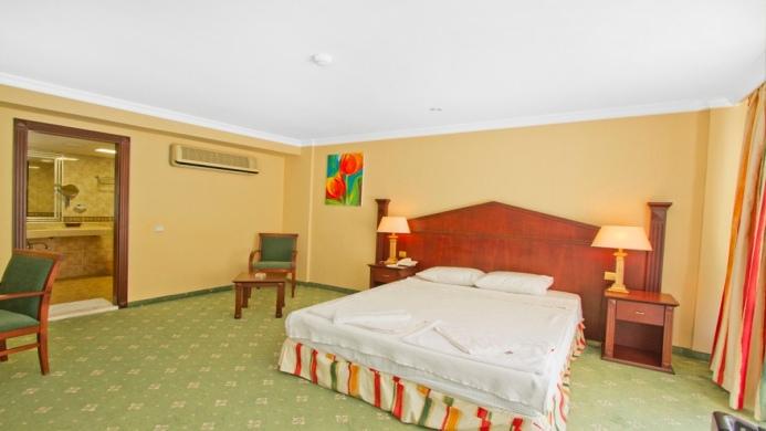 View of Union Palace Marmaris Hotel - Muslim Friendly Travel in Marmaris