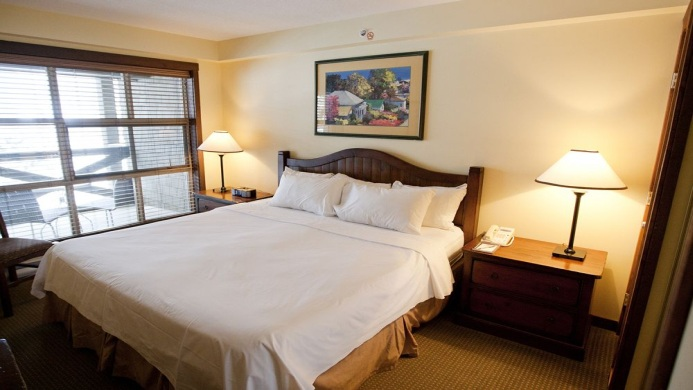 View of Coast Blackcomb Suites At Whistler Hotel - Muslim Friendly Travel in Whistler