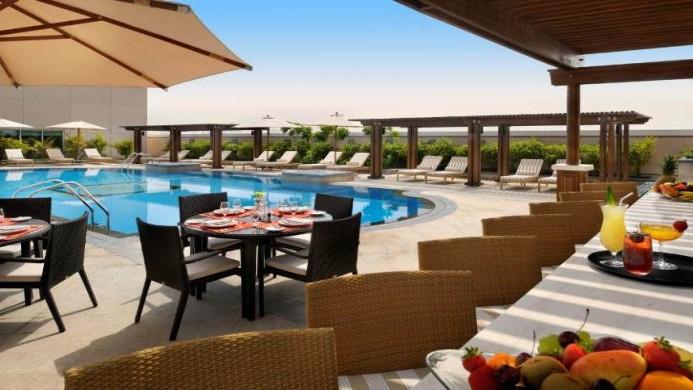 View of Ramada Plaza Jumeirah Beach Dubai Hotel - Muslim Friendly Travel in Dubai