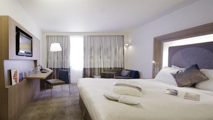 View of Novotel Abu Dhabi Gate Hotel - Muslim Friendly Travel in Abu Dhabi