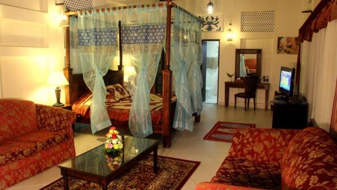View of Al-Hijaz Motel Deira Dubai - Muslim Friendly Travel in Dubai