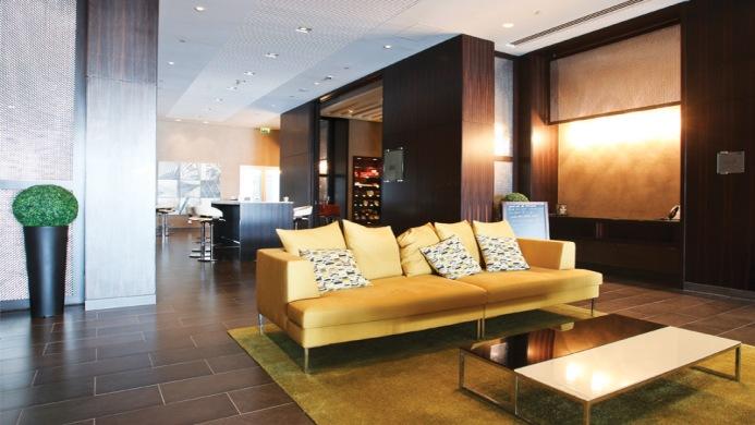 View of Centro Capital Centre By Rotana Hotel Abu Dhabi - Muslim Friendly Travel in Abu Dhabi