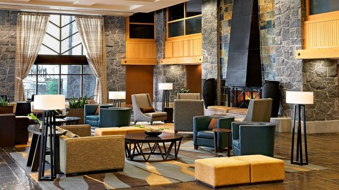 View of Sundial Boutique Hotel Whistler - Muslim Friendly Travel in Whistler