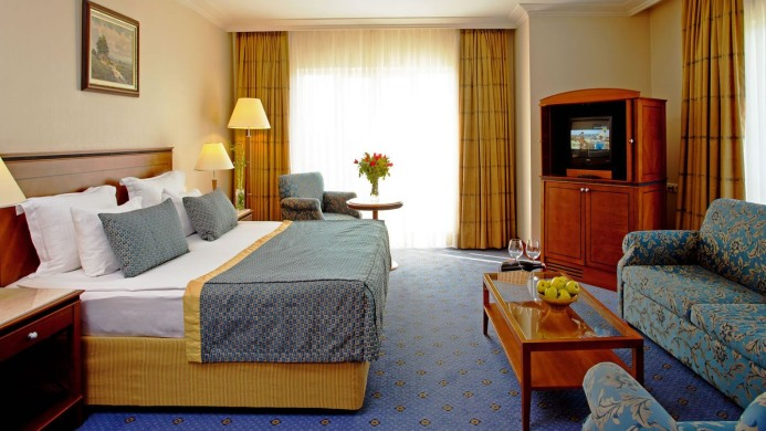 View of IC Airport Hotel Antalya - Muslim Friendly Travel in Antalya