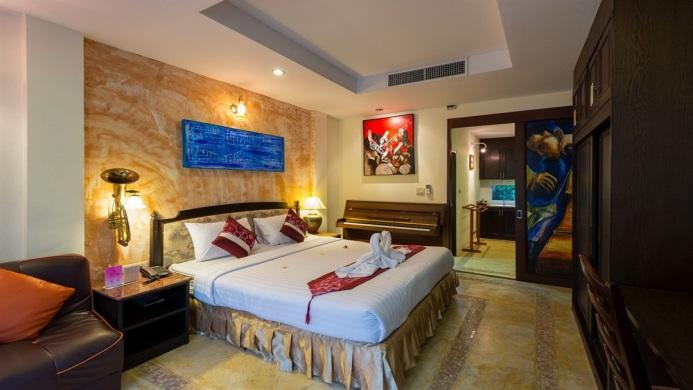 View of My Way Hua Hin Music Hotel - Muslim Friendly Travel in Hua Hin