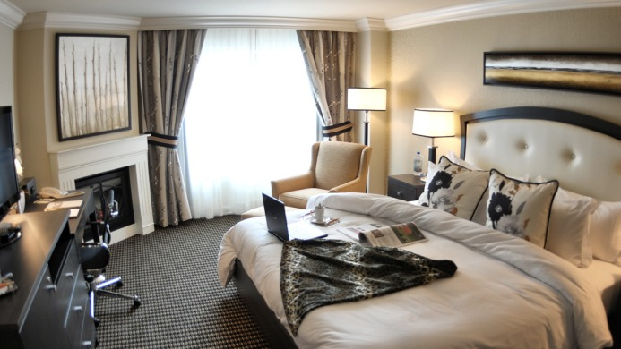 View of Hotel Stay Centre Ville Montreal - Muslim Friendly Travel in Montreal, QC