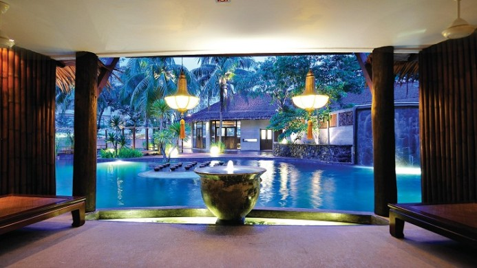 View of Villa Samadhi Kuala Lumpur - Muslim Friendly Travel in Kuala Lumpur