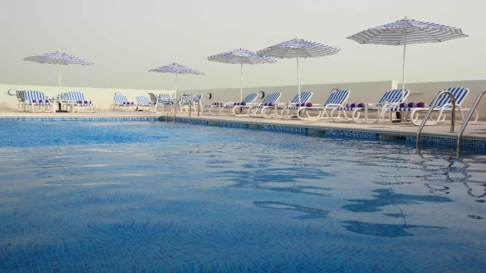 View of Premier Inn Abu Dhabi Capital Centre - Muslim Friendly Travel in Abu Dhabi