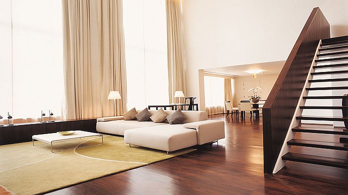 View of Metropolitan Hotel Bangkok - Muslim Friendly Travel in Bangkok