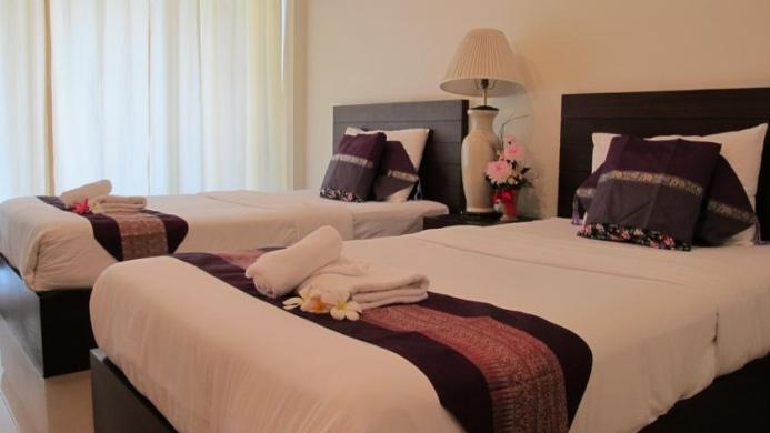 View of Suphan Lake Hometel Hotel Bangkok - Muslim Friendly Travel in Bangkok