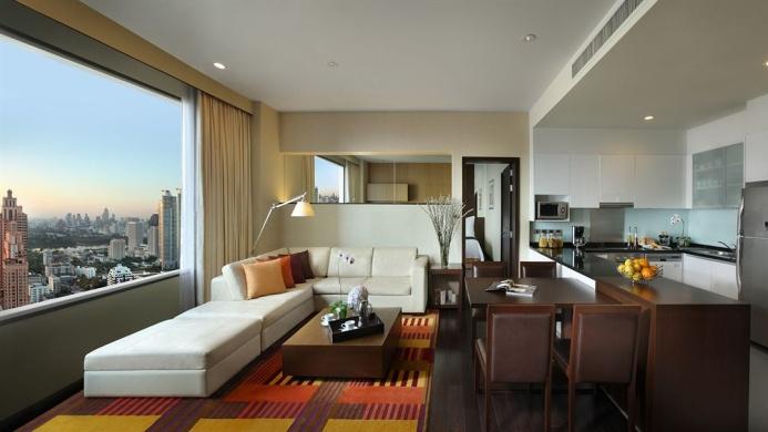 View of Arize Hotel Sukhumvit Bangkok - Muslim Friendly Travel in Bangkok