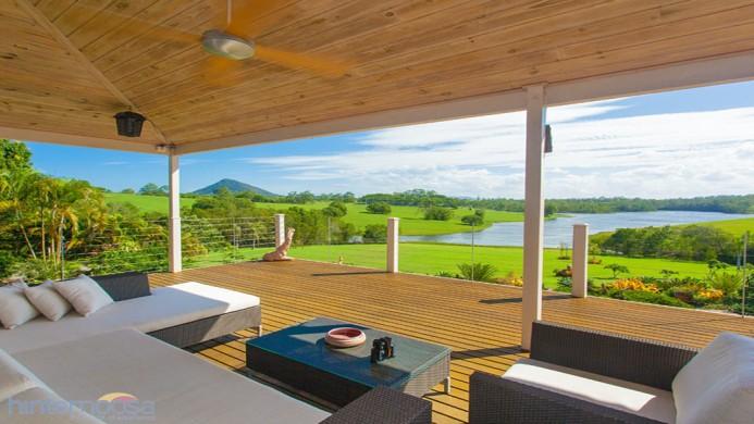 View of Makepeace Island Sunshine Coast Hotel - Muslim Friendly Travel in Sunshine Coast