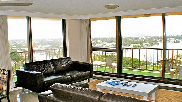 View of Alexander Holiday Apartments Surfers Paradise - Muslim Friendly Travel in Gold Coast