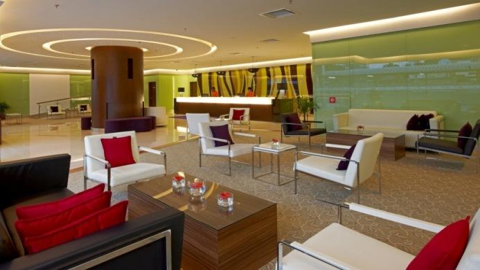 View of Ancasa Express Pudu Kuala Lumpur Hotel - Muslim Friendly Travel in Kuala Lumpur