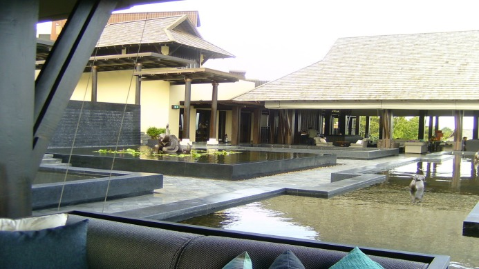 View of Vana Belle A Luxury Collection Resort Koh Samui - Muslim Friendly Travel in Samui