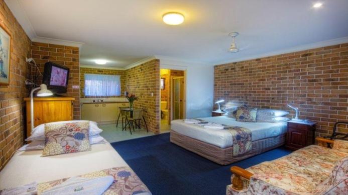 View of Marcoola Motel - Muslim Friendly Travel in Sunshine Coast