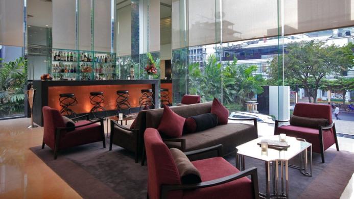 View of Q Hotel Bangkok - Muslim Friendly Travel in Bangkok