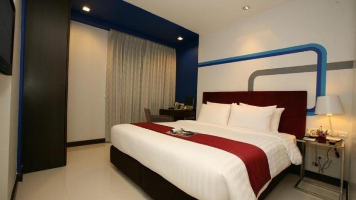View of Unico Premier Metrolink Hotel Bangkok - Muslim Friendly Travel in Bangkok