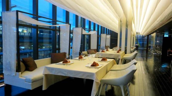 View of The Aim Sathorn Hotel - Muslim Friendly Travel in Bangkok