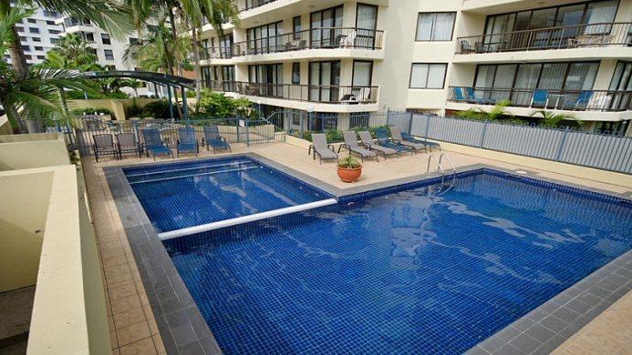View of Seaview Resort Mooloolaba - Muslim Friendly Travel in Sunshine Coast