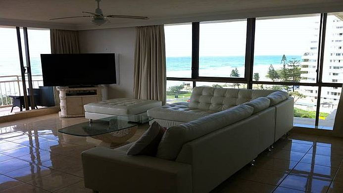 View of Seacrest Beachfront Holiday Apartments Gold Coast - Muslim Friendly Travel in Gold Coast