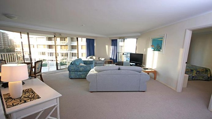 View of Breakers North Beachfront Apartments Gold Coast - Muslim Friendly Travel in Gold Coast