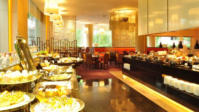 View of First Hotel Bangkok - Muslim Friendly Travel in Bangkok