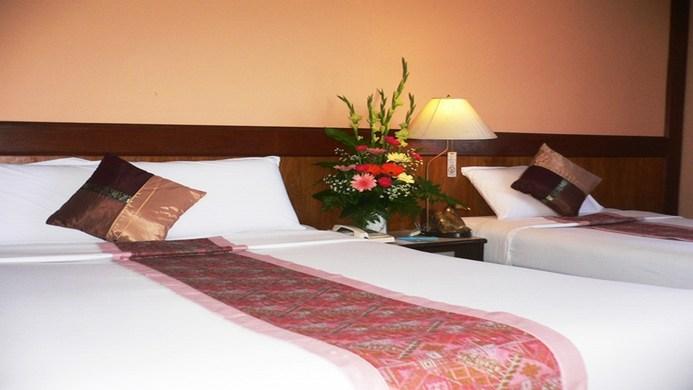 View of Grande Ville Hotel Bangkok - Muslim Friendly Travel in Bangkok