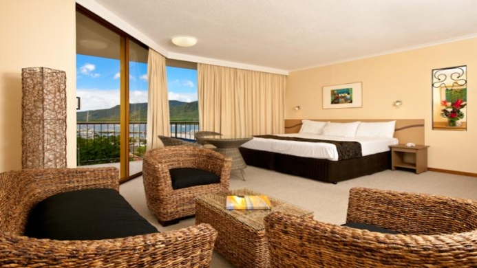 View of Pacific International Hotel Cairns - Muslim Friendly Travel in Cairns