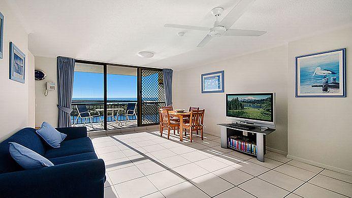 View of Sunshine Towers Holiday Apartment Sunshine Coast - Muslim Friendly Travel in Sunshine Coast