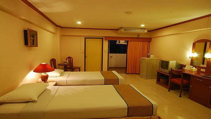 View of New World City Hotel Bangkok - Muslim Friendly Travel in Bangkok