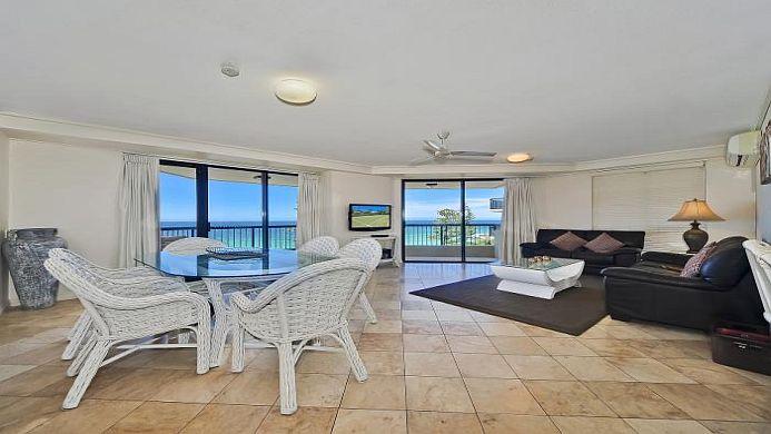 View of Coolum Beach Seacove Resort - Muslim Friendly Travel in Sunshine Coast