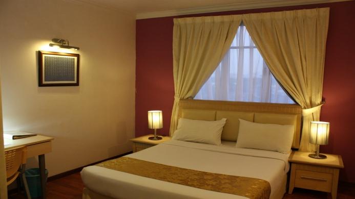 View of D' Villa Residence Kuala Lumpur - Muslim Friendly Travel in Kuala Lumpur