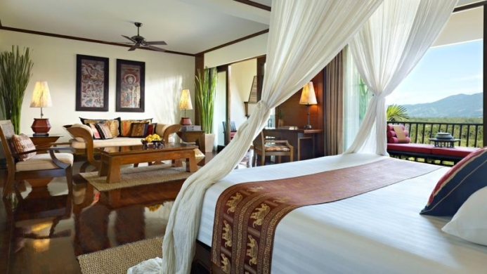 View of Anantara Golden Triangle Elephant Camp & Resort - Muslim Friendly Travel in Chiang Rai
