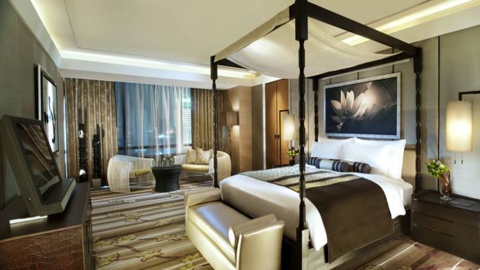 View of Bossotel Hotel Bangkok - Muslim Friendly Travel in Bangkok