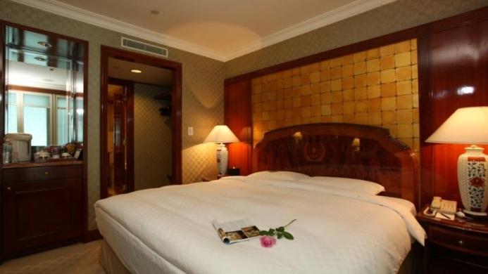 View of Evergreen Laurel Hotel Bangkok - Muslim Friendly Travel in Bangkok