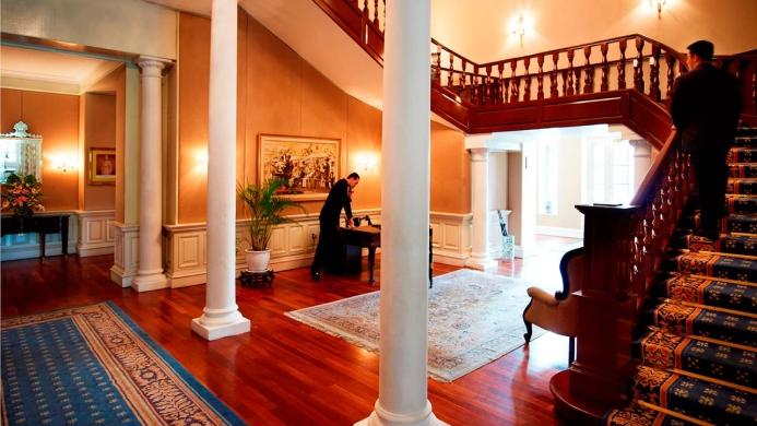 View of Carcosa Seri Negara Hotel Kuala Lumpur - Muslim Friendly Travel in Kuala Lumpur