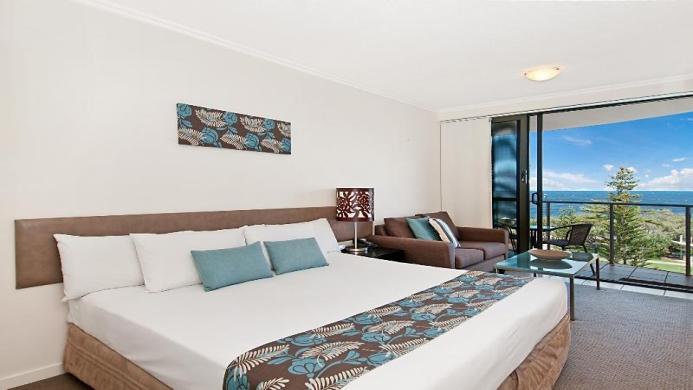 View of Shearwater Resort Caloundra - Muslim Friendly Travel in Sunshine Coast