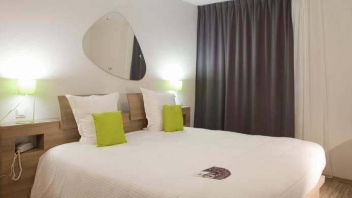 View of Comfort Hotel Bordeaux Merignac - Muslim Friendly Travel in Bordeaux