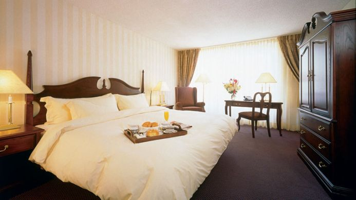 View of Hotel Maritime Plaza Montreal - Muslim Friendly Travel in Montreal, QC