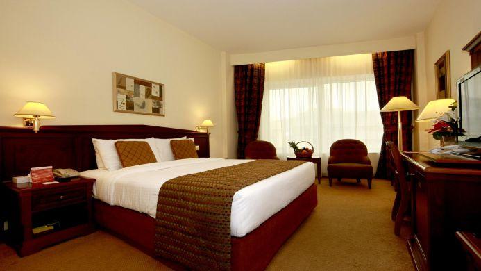 View of Ascot Hotel Dubai - Muslim Friendly Travel in Dubai
