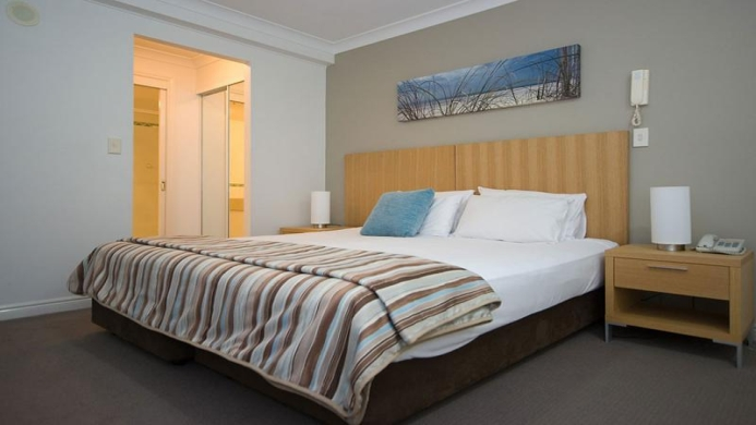 View of BreakFree Moroccan Apartments Surfers Paradise - Muslim Friendly Travel in Gold Coast