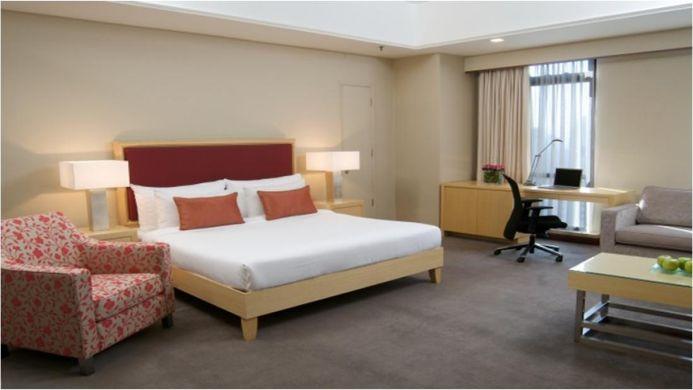 View of Berjaya Times Square Hotel Kuala Lumpur - Muslim Friendly Travel in Kuala Lumpur